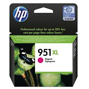 HP 951XL High Yield Magenta Original Ink Cartridge (CN047AE)