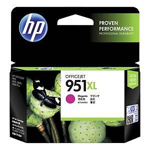 Bläckpatron HP 951XL CN047A, 1 500 sidor, magenta