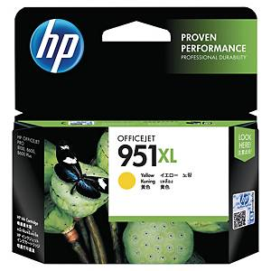 HP CN048AE ink cartridge nr.951XL yellow [17ml]