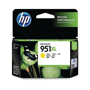 Cartuccia inkjet HP CN048AE N.951XL 1500 pag giallo