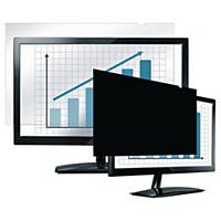Filtre confidential. Fellowes PrivaScreen, pr écrans plats,larg. écr. 22,0