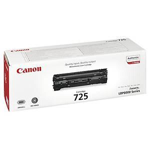 Cartouche de toner Canon CRG-725 - noire