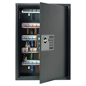 Armoire à clés Pavo - fermeture à code - capacité 50 clés