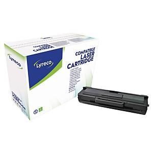 Toner laser Lyreco compatibile con Samsung MLTD1042S ML1660-LYR 1.5K nero