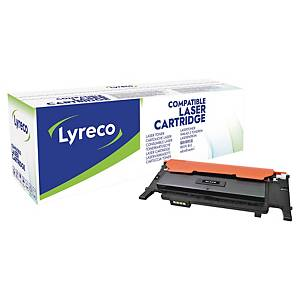 LYRECO kompatibler Lasertoner SAMSUNG (HP) CLT-K4072S (SU128A) schwarz