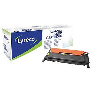 LYRECO kompatibler Lasertoner SAMSUNG (HP) CLT-Y4072S (SU472A) gelb