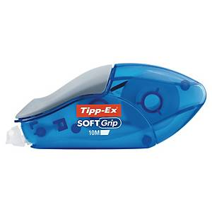 Korekčný roller Tipp-Ex Soft Grip, 4,2 mm x 10 m