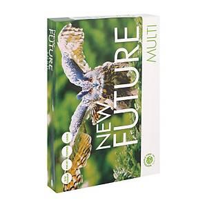 Papier A4 blanc New Future Multi, 70 g, la boîte de 5 x 500 feuilles