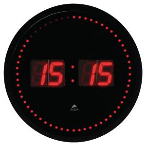 Alba Led clock