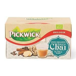 Te Pickwick Chai, pakke a 17 breve