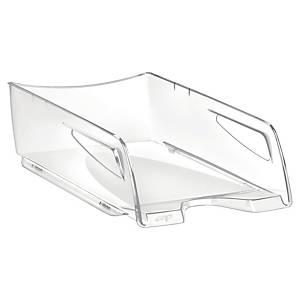 Tabuleiro de secretária CepPro Maxi - poliestireno - transparente