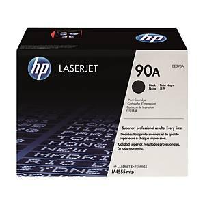 HP CE390A 鐳射碳粉盒 黑色