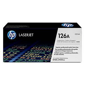 Tambor laser HP 126A - CE314A - preto