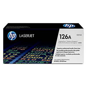 Tambor láser HP 126A - CE314A - negro