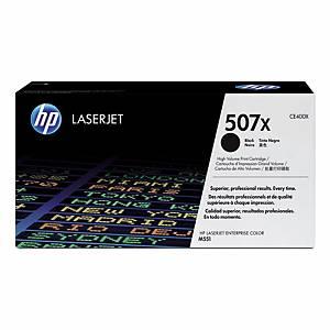 Toner HP CE400X, 11000 Seiten, schwarz