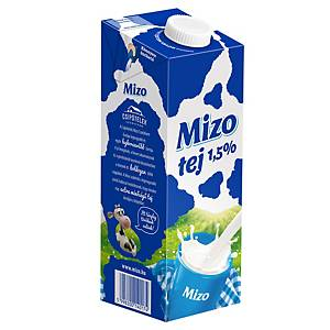MIZO MILK 1.5% FAT 1L