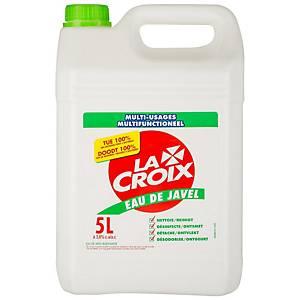 La Croix Javel traditioneel bleekwater, per bus van 5 l