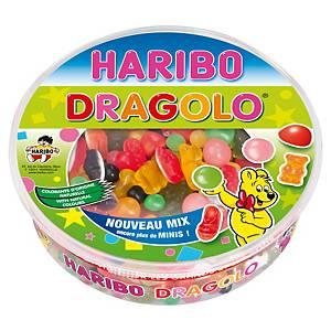 Assortiment de bonbons Haribo Dragolo - boîte de 750 g