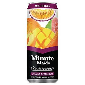 Minute Maid tropical 33 cl - plateau de 24 canettes
