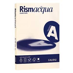 Carta colorata Favini Rismacqua A4 90 g/mq avorio - risma 300 fogli