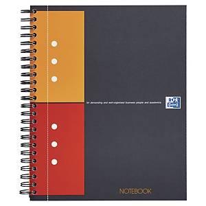 Notesbog Oxford International, A5+, ternet