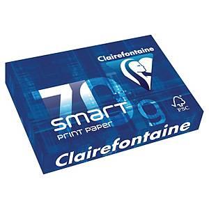 Papier blanc A4 Clairefontaine Smart Print -70 g - ramette 500 feuilles