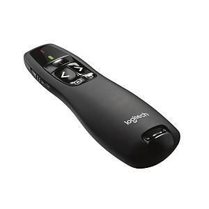 LOGITECH R400 WIRELESS PRESENTER BLK