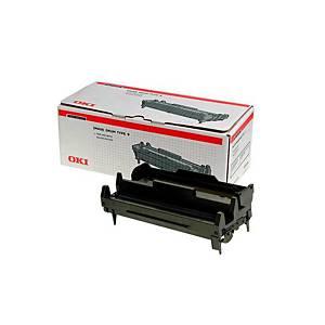 Tambor laser Oki 44574302 - preto