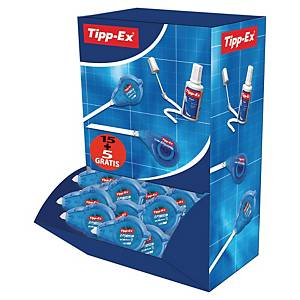 Tipp-Ex Value Pack 15+5 gratuit Easy Refill roller de correction 5mmx14m