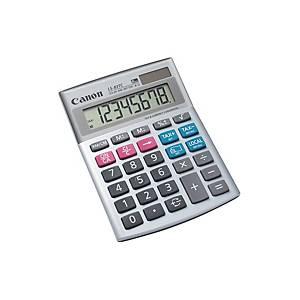 Calculatrice de bureau Canon LS-83TC, 8 chiffres, argent