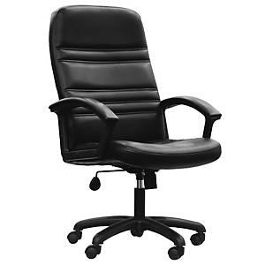ACURA เก้าอี้ผู้บริหาร PK-02/H หนังเทียม ดำ