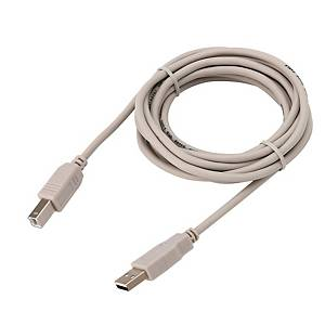 COMS CABLE USB AM-BM 3M