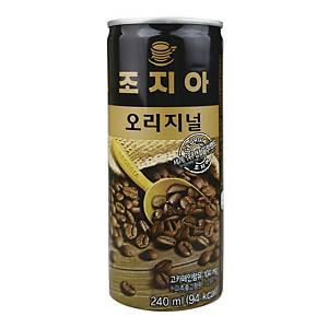 PK30 GEORGIA ORIGINAL CAN COFFEE 175ML