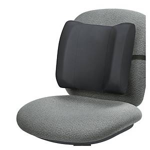 FELLOWES 91905 BACK SUPPORT BLACK