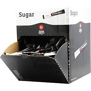 Douwe Egberts suikersticks, 4 g, doos van 500 sticks