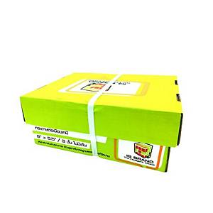 IQ CARBONLESS CONTINUOUS PAPER 3 PLY 9  X5.5   -BOX OF 1000