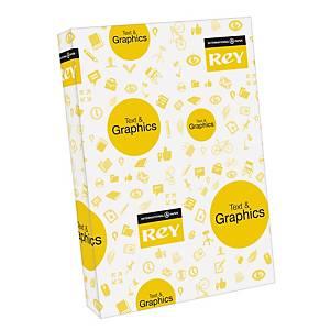 Rey Text & Graphics wit A3 papier, 90 g, per 500 vellen