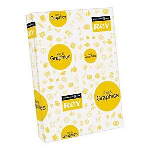Rey Text & Graphics papier blanc A3 120g - ramette de 250 feuilles