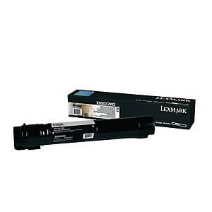 Toner Lexmark X950X2KG, Reichweite: 32.000 Seiten, schwarz