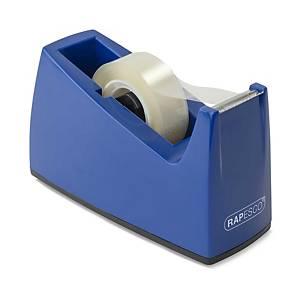 Portarollo Rapesco 300 - plástico - azul