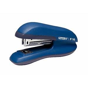 Agrafador de secretária Rapid F16 - azul