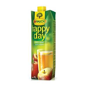 Džús Happy Day jablko 100 %, 1 l