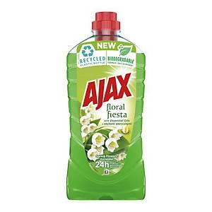 Čistiaci prostriedok Ajax na podlahy jarné kvety 1 l
