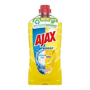 Čisticí prostředek Ajax na podlahy citron 1 l