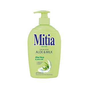 MITIA LIQUID SOAP PUMP ALOE/MILK 500ML