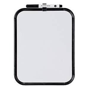 Lavagna portatile magnetica Bi-Office Easyboard 27,9 x 21,6 cm bianca