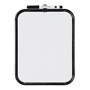 Lavagna portatile magnetica Bi-Office Easyboard 27,9 x 35,5 cm bianca