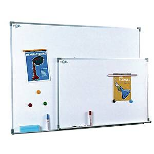 Writebest Magnetic Whiteboard 120cm X 120cm
