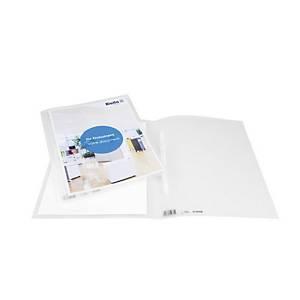 Schnellhefter Pro File Biella A4, PP, transparent