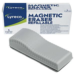LYRECO REFILLABLE MAGNETIC ERASER